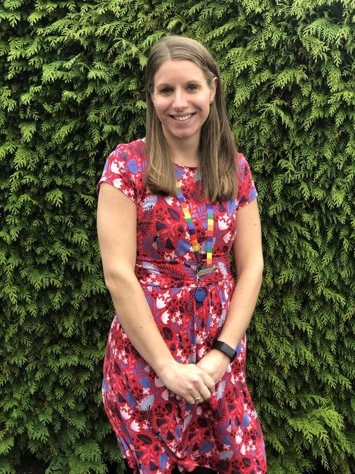 Mrs Laura Cato - Inclusion Lead & Class Teacher