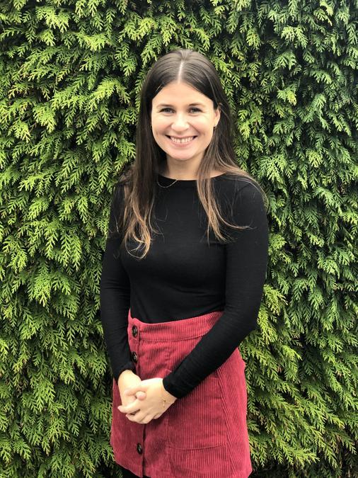 Miss Laura Jackson - Class Teacher