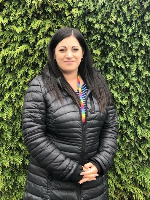 Mrs Jen Nunnari - Support Staff