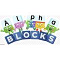 Alphablocks on YouTube will help with phonics