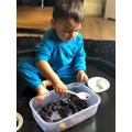 Huzaifa loved playing with space jelly!.jpg