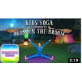Remember to exercise. Try Cosmic Kids Yoga