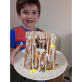 Cody's delicious gingerbread house!.jpg