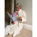 Mrs Baker reading.