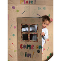 Reina's playhouse