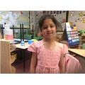 Alizay in her princess dress.jpg