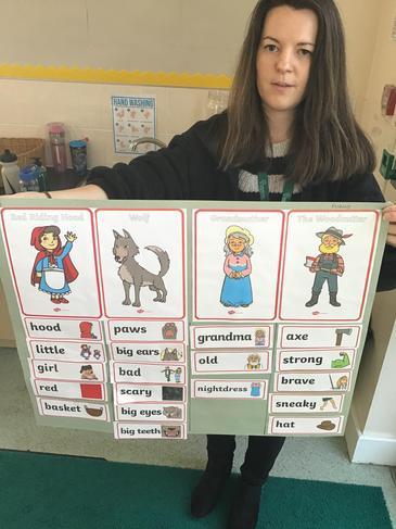 Great literacy work!