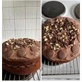 Save me a slice - Miss Neal's chocolate cake