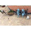 Mrs Ferguson's garden ornaments