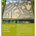 Mrs Tivey's Dino bones