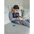 Mohammed Aahil hard at work
