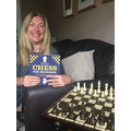 Mrs Roberts learning chess!.jpg