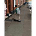 Isaac on his segway..jpg