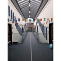 The Key Stage 2 Corridor