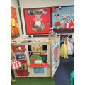 Jays role play area