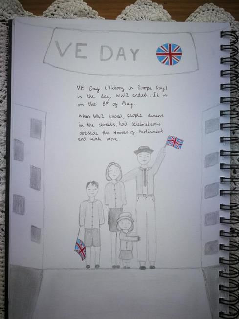 Rhea's VE artwork