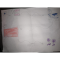 Darcy's TOY (Treasure) HUNT map ..
