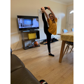 A Fantastic Balance, Yoana!