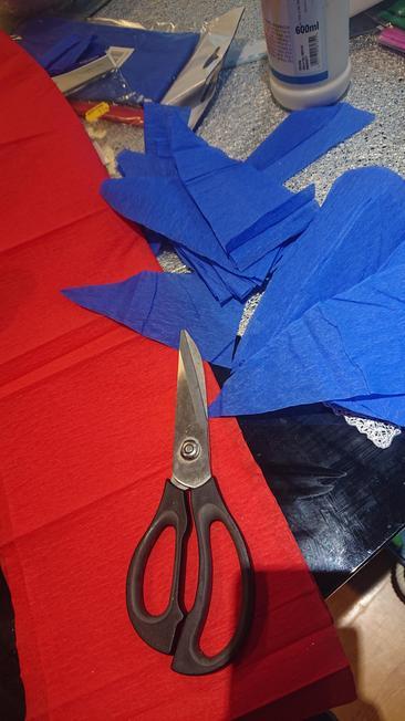Natasha's bunting and flag decorations