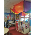 Wrens role play area