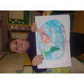 Geography home learning: continents and oceans