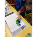 Incredible Inventors - Using finger painting to create work inspired by Monet