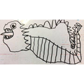 Foundation dragon drawings