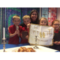 Y2 learning about Shabbat