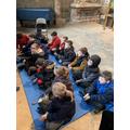 Creating prayer beads using our mnemonic PASTA