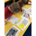Y2 Incredible Inventors Topic - Using pieces of evidence to prove facts