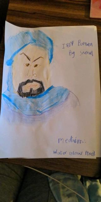 Y2 Ibn Battuta explorer portraits