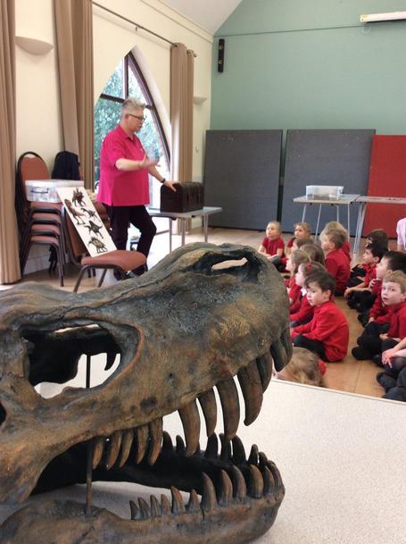 Foundation Dinosaur Workshop