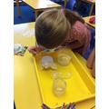 Y2 Testing Waterproof Materials