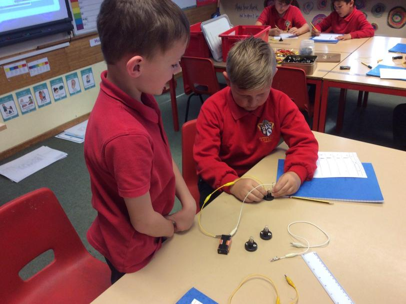 Y3 and 4 making circuits