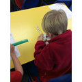Practising using rulers accurately in Maths