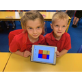 Creating Computer Art inspired by Mondrian