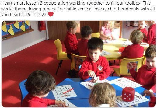 Foundation learning about co-operation