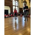 Drama re-enactment of Bible stories