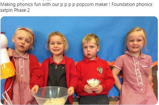 Making phonics fun with p-p-popcorn!
