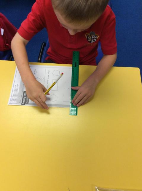 Y2 Using rulers with increasing accuracy