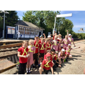 Year 4 Taking Care of our Train Station
