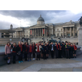 Year 6 visit The National Gallery