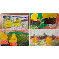 Y2 reflected on the Impressionist techniques they have learnt