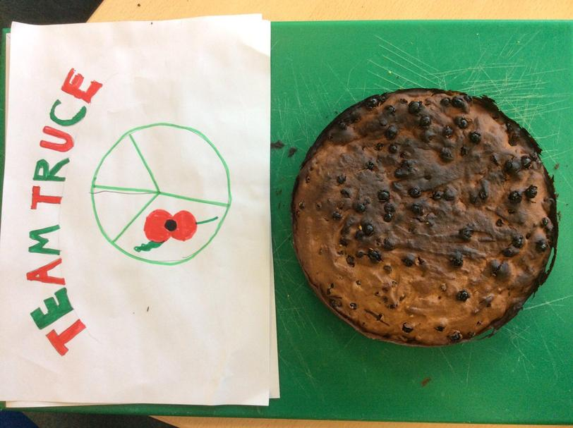 Trench Cakes in Y6: History & Food Tech