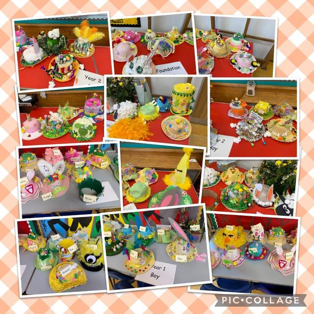 Welcoming spring and celebrating Easter with a cracking Easter Bonnet parade