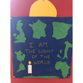 Y4 I am the light of the world