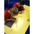 Y2 Using pastels to create art inspired by Claude Monet