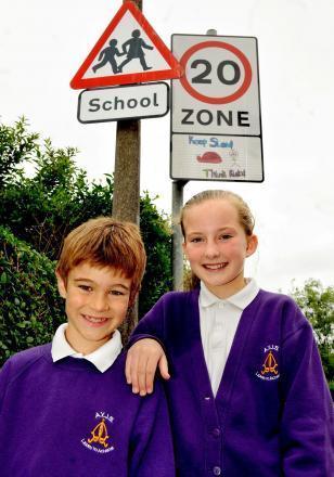 Bishopthorpe Road Signs