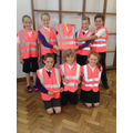 Sports Leaders vests sponsored by Staxtonbury