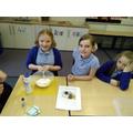 Play dough making